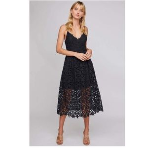 NWT ASTR the label  lace dress